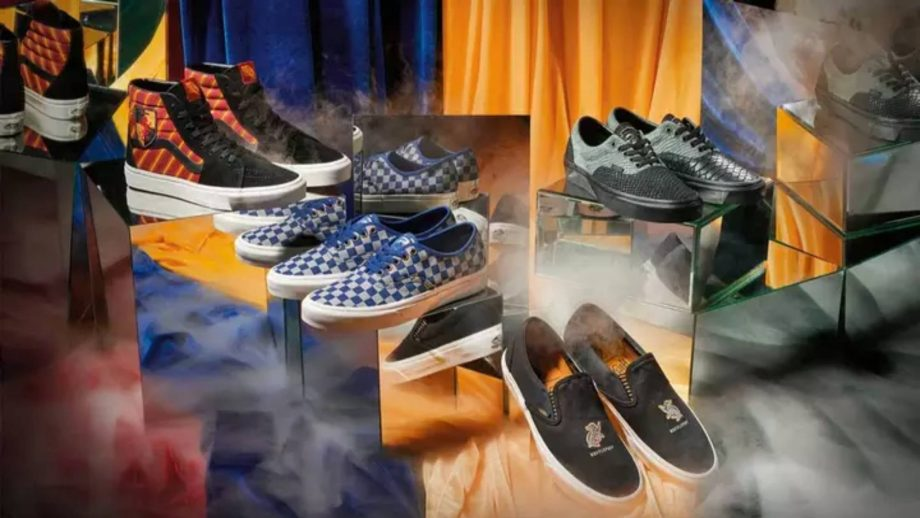 The Harry Potter X Vans Collection Is Here And It Is Magical