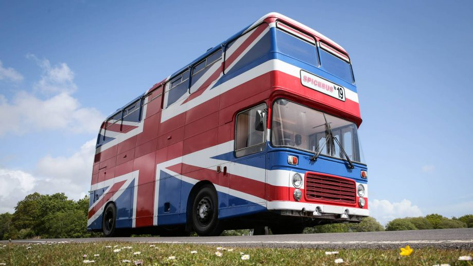 The iconic Spice Girls movie bus is now an Airbnb