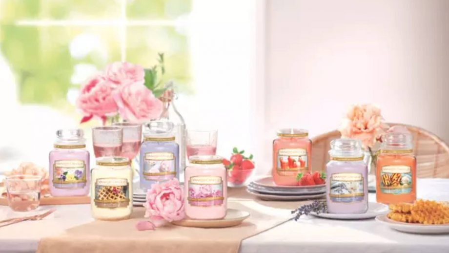 Yankee Candle launches a Sunday Brunch collection and it is dreamy