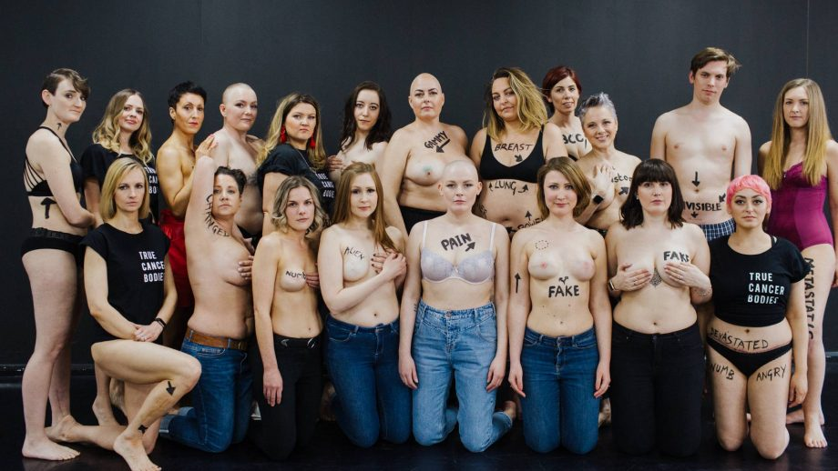 The True Cancer Bodies photo series is here to highlight the reality of cancer