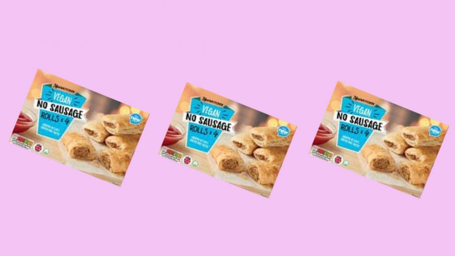 Aldi Launches Vegan Sausage Rolls And Were Here For It