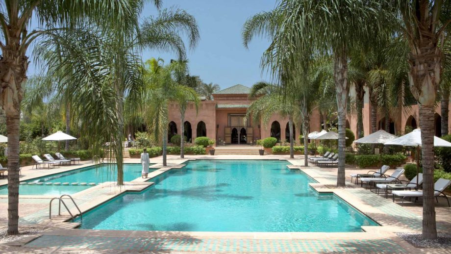 Palais Aziza and Spa, Marrakech: A luxurious and secluded retreat.