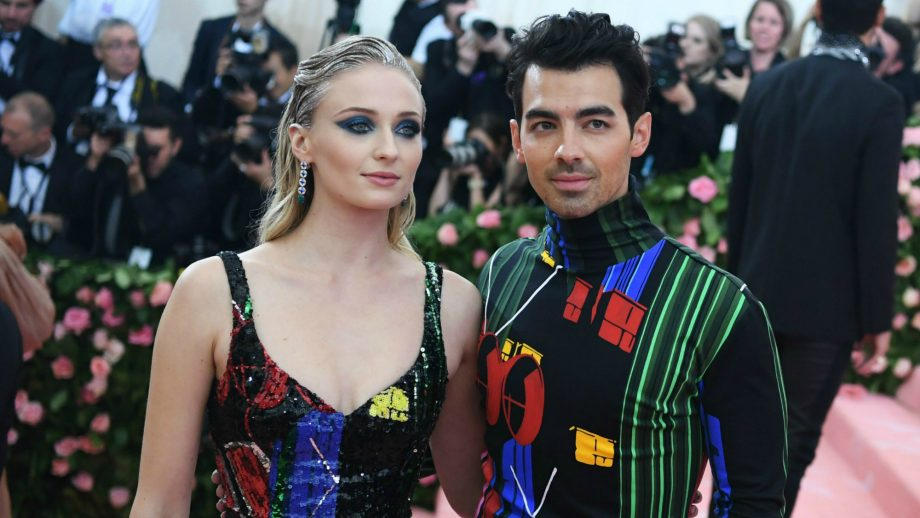 Sophie Turner just opened up about how Joe Jonas saved her life