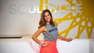 Melanie Whelan, CEO of SoulCycle