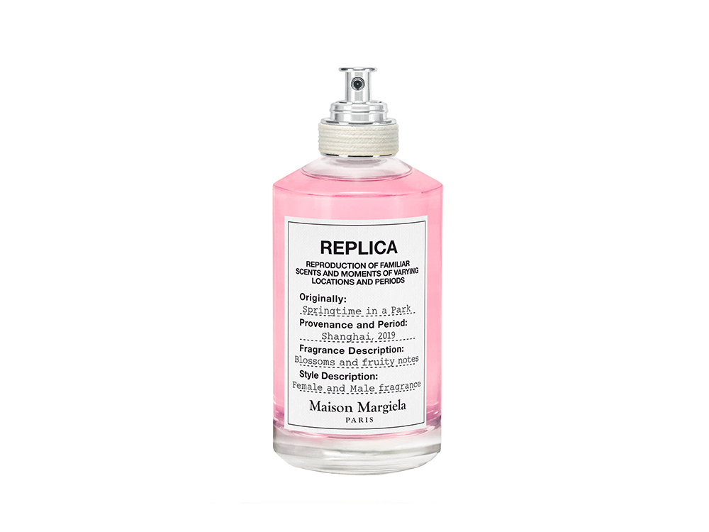 best perfume for women Maison Margiela Replica Springtime In A Park EDT, £98 for 100ml, John Lewis
