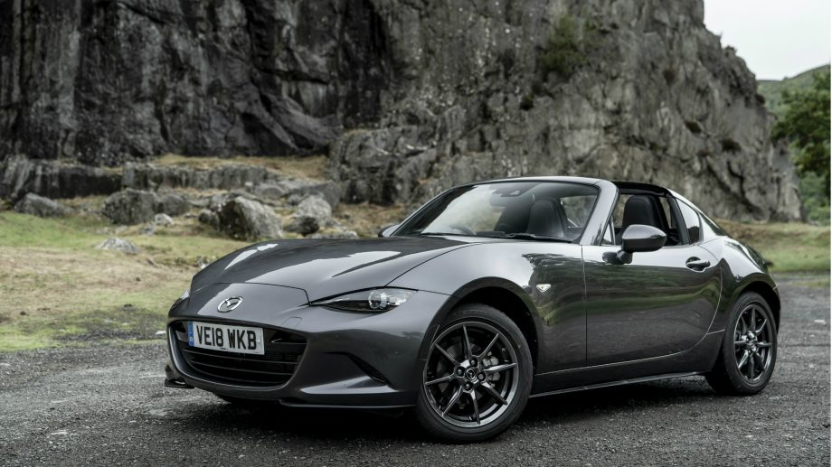Mx 5 Rf >> Feel The Wind In Your Hair This Summer In The Mazda Mx 5 Rf