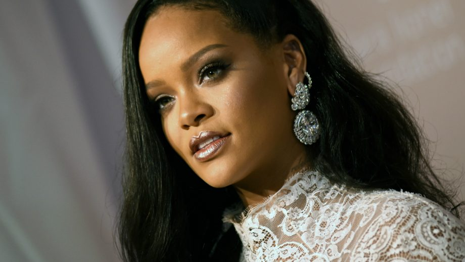 Rihanna has hinted that she might already be married