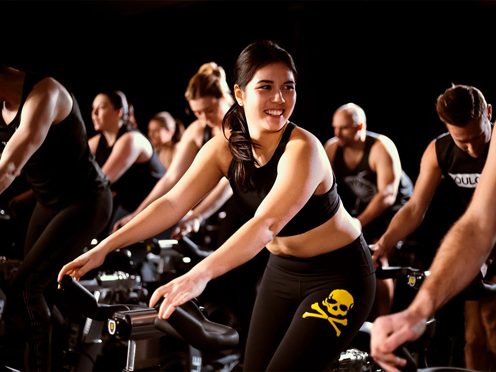 The first SoulCycle London studio in Soho