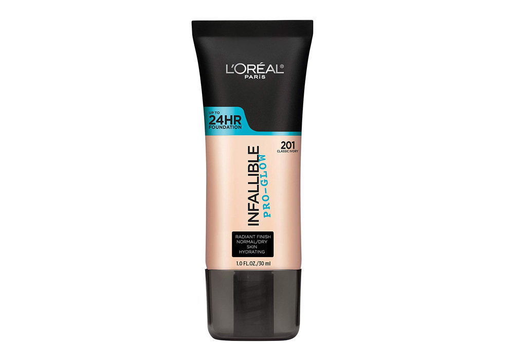 best drugstore foundation L'Oreal Pro Glow