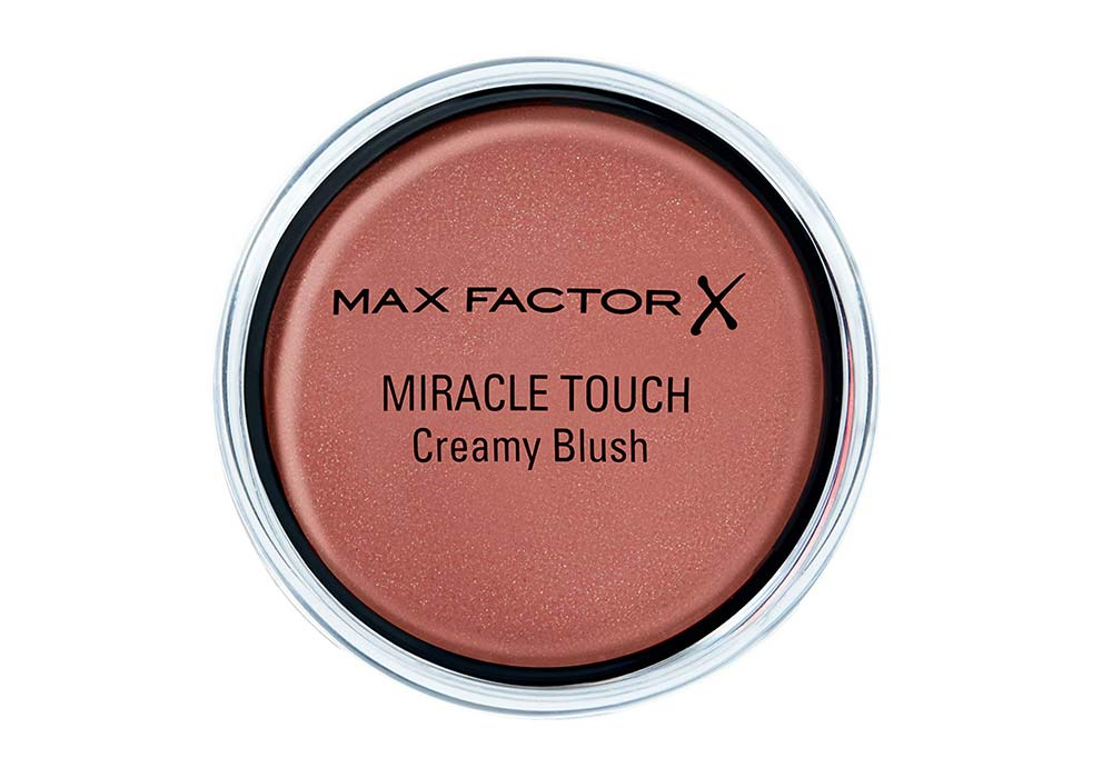 Georgia Toffolo Max Factor blusher