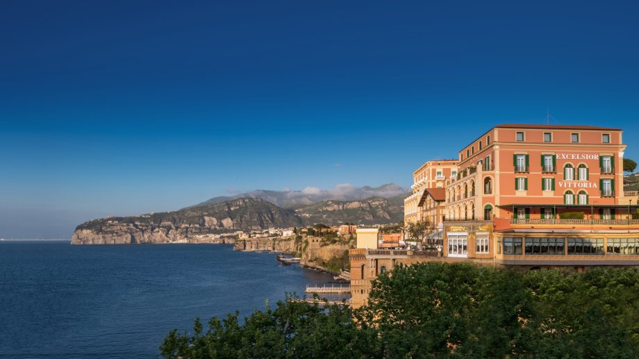 Grand Hotel Excelsior Vittoria The Ultimate Clifftop Hotel