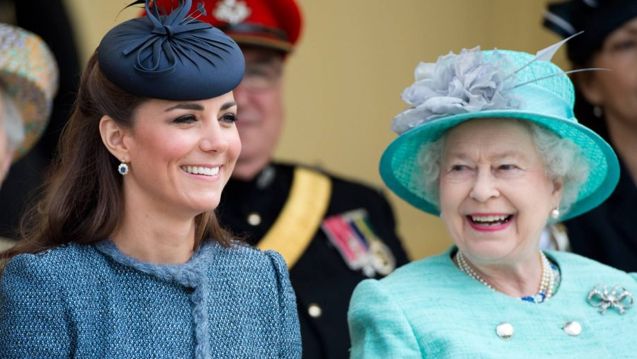 kate middleton queen 146301968
