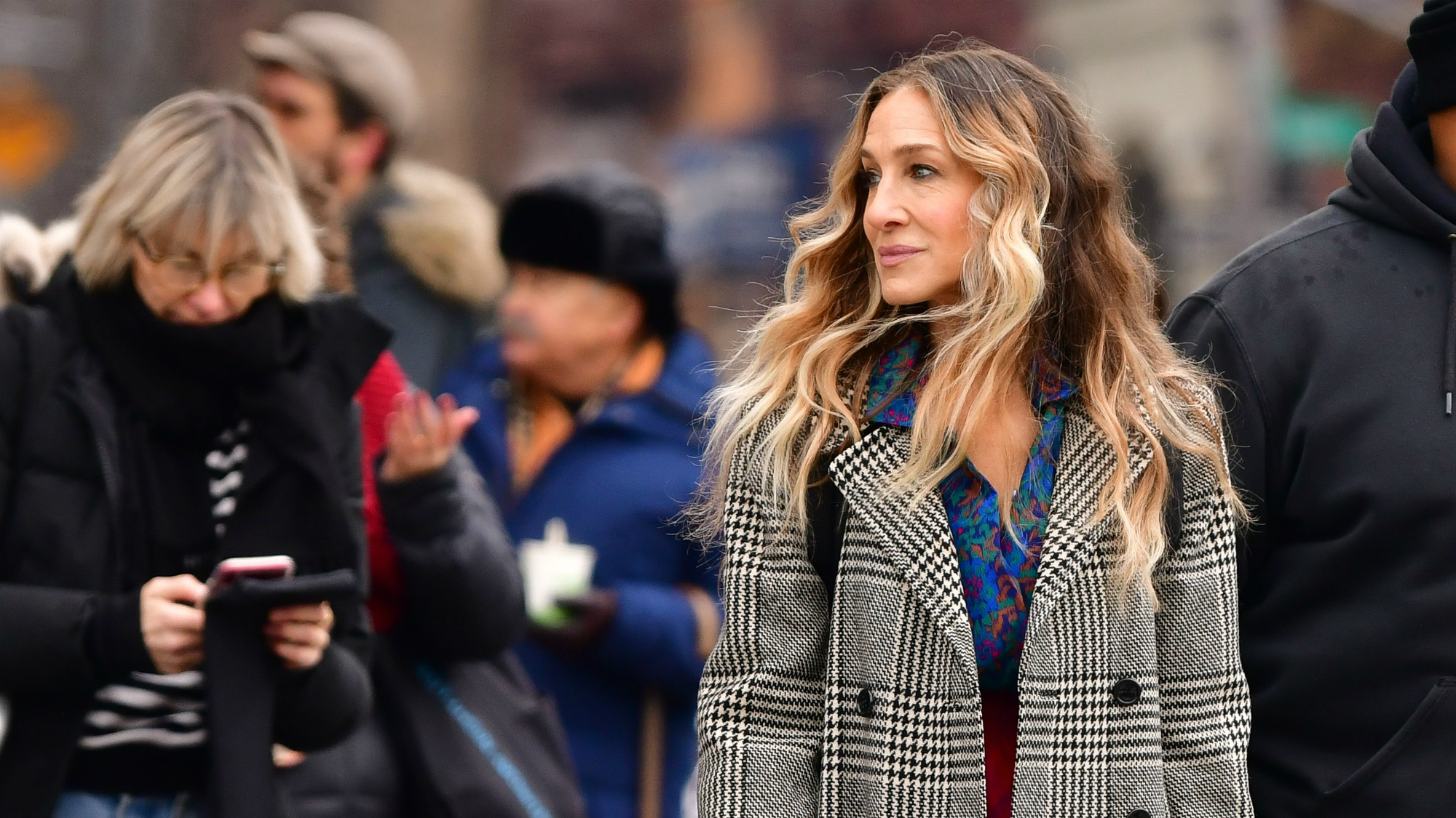 Sarah Jessica Parker Just Called Out A Major Film Star For ...