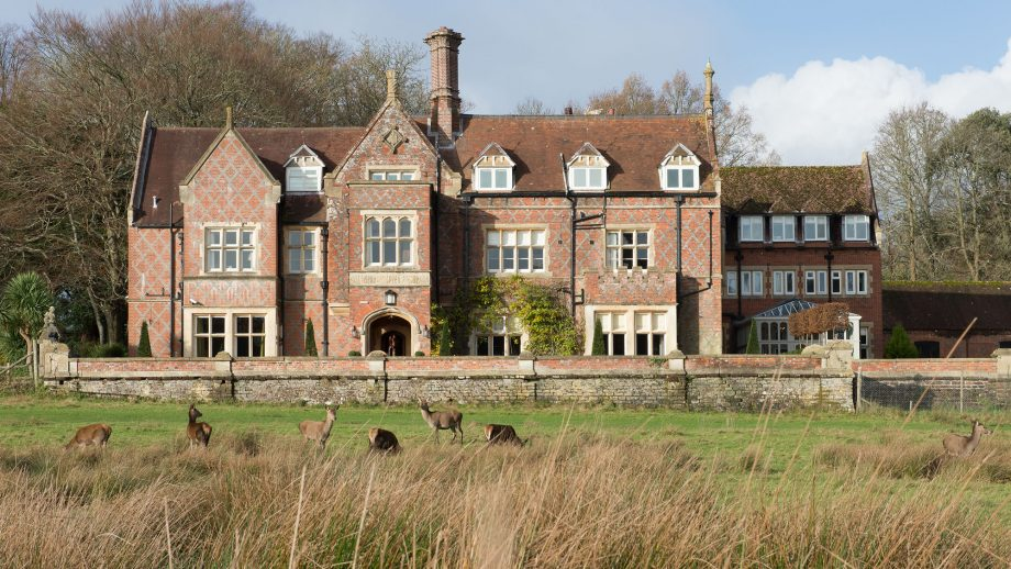 Escape to the county with a weekend away at Burley Manor