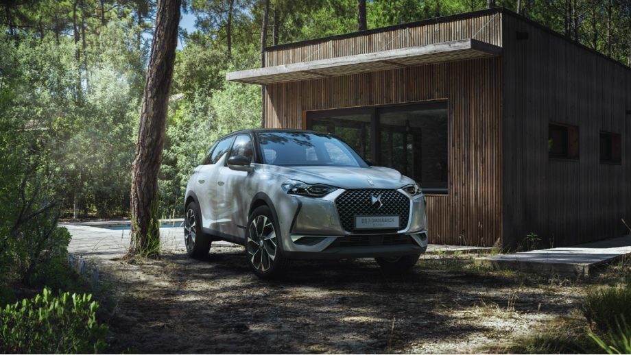 The DS3 Crossback celebrates classic Parisian style with a rambunctious twist