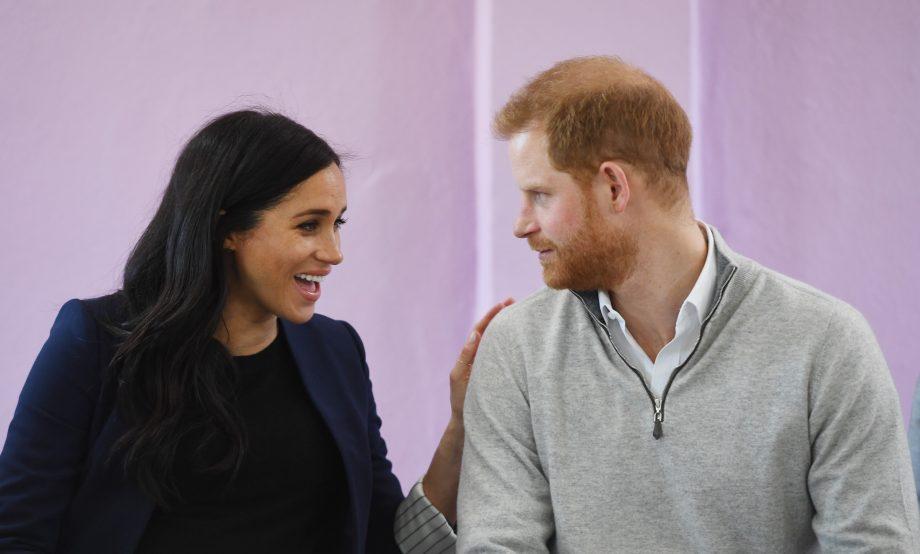 Water Cooler Chat: From Meghan and Harry's trip to France to Donald Trump's body shaming accusations
