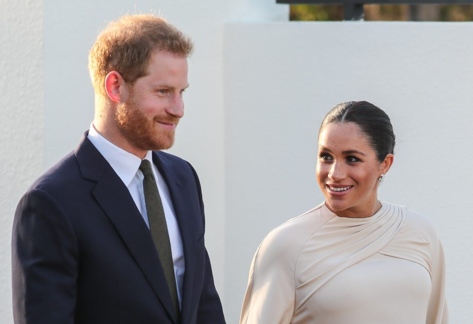 Here's everything you need to know about Meghan Markle and Prince Harry's new nanny