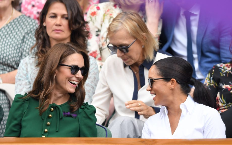 This is apparently why Kate Middleton was not invited to Meghan Markle's birthday celebrations