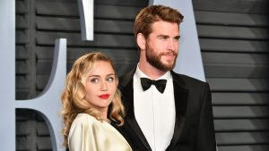 Liam Hemsworth cancels work events