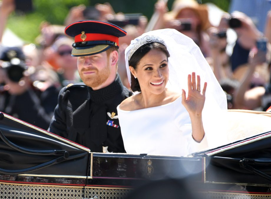 Here's how Pinterest played a huge role in Meghan's royal wedding prep
