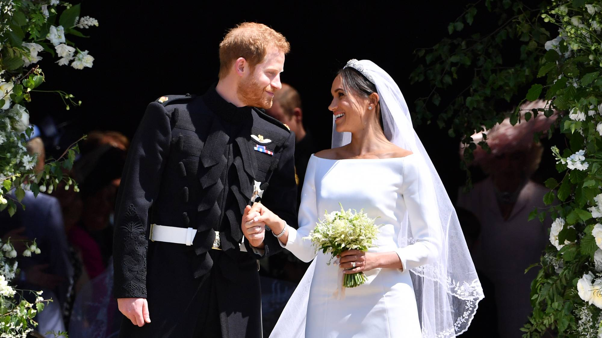 Why the Queen rejected Harry and Meghan's wedding wish