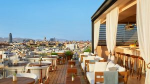 The Barcelona EDITION, The Roof