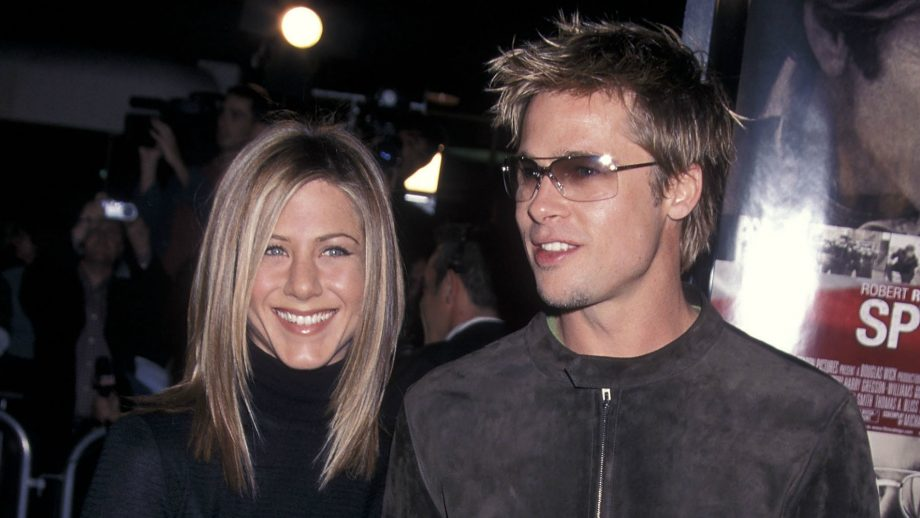 Here's what's actually going on with Brad Pitt and Jennifer