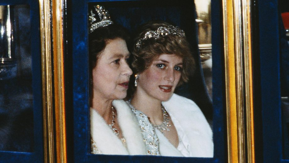 The Queen apparently wanted Princess Diana to wear this on her wedding day