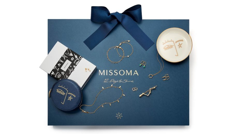 Missoma is bringing out the ultimate advent calendar