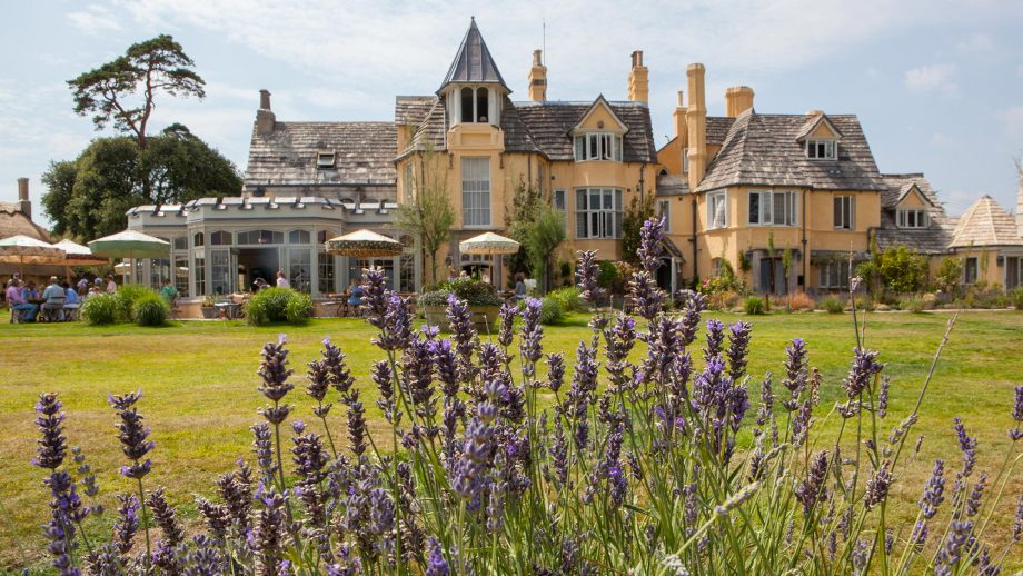 Here's where to stay for the best views of the Dorset coast