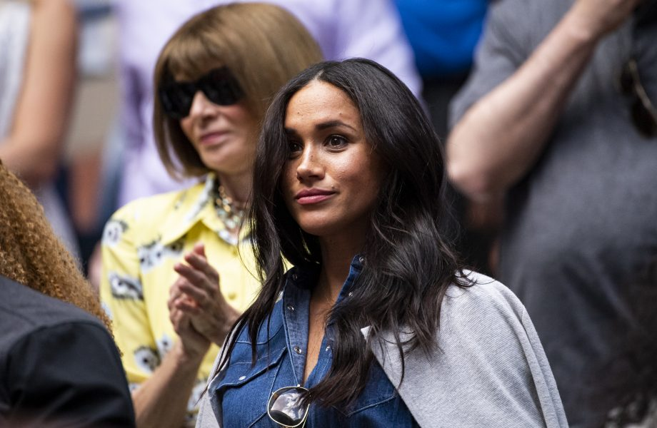 Serena Williams opens up about Meghan Markle coming to watch her play