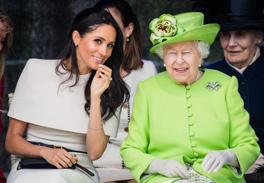 Meghan Markle had a two-hour tea drinking lesson before meeting the Queen