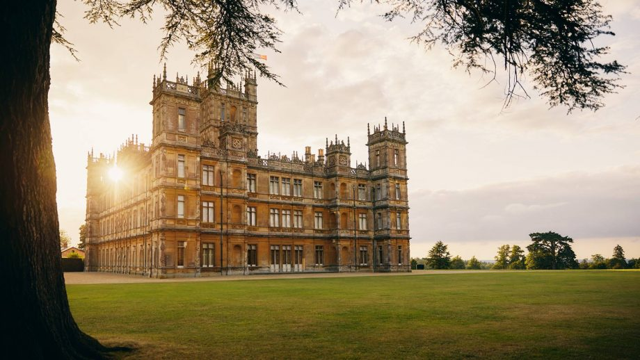 Downton Abbey fans – you can now book to stay at Highclere Castle