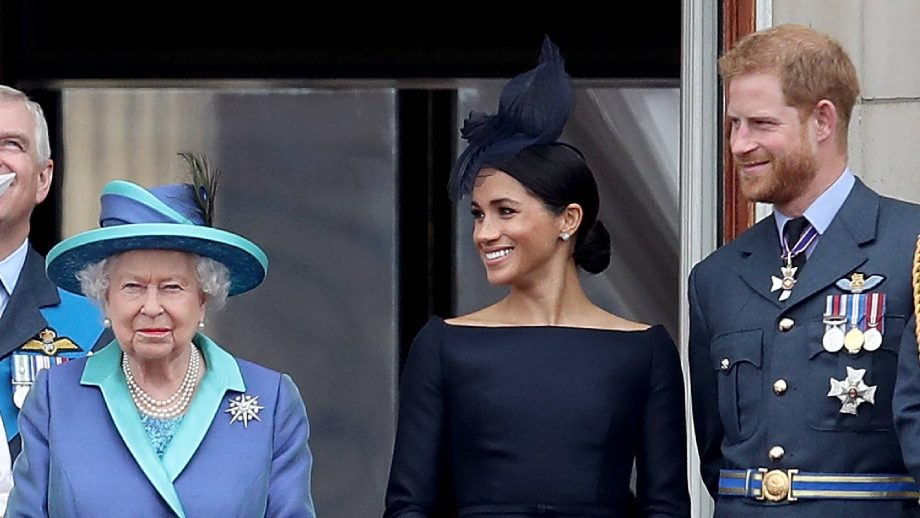 This is why the Queen won't answer questions about Harry and Meghan