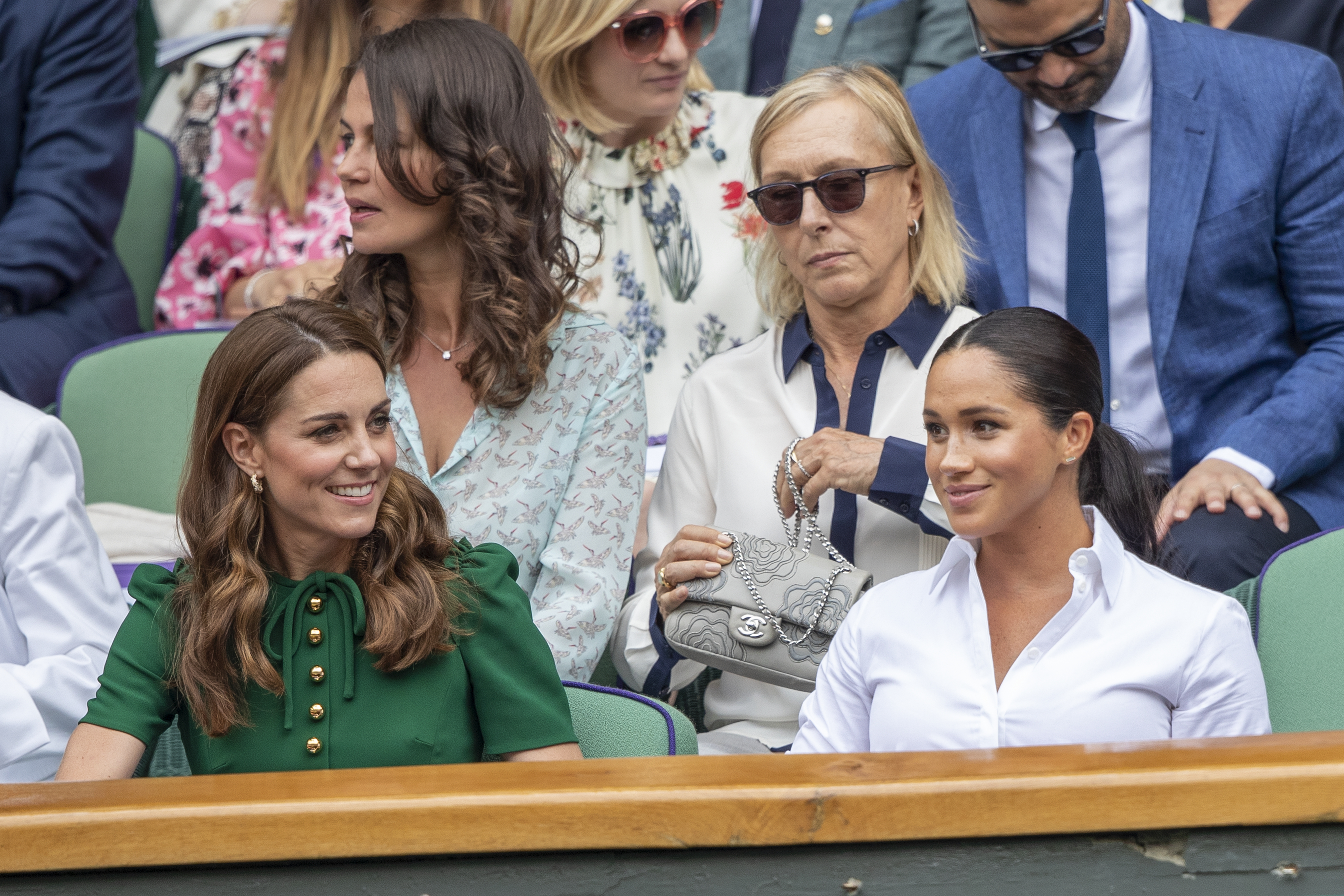 Kate Middleton is reportedly a huge support for Meghan Markle behind the scenes