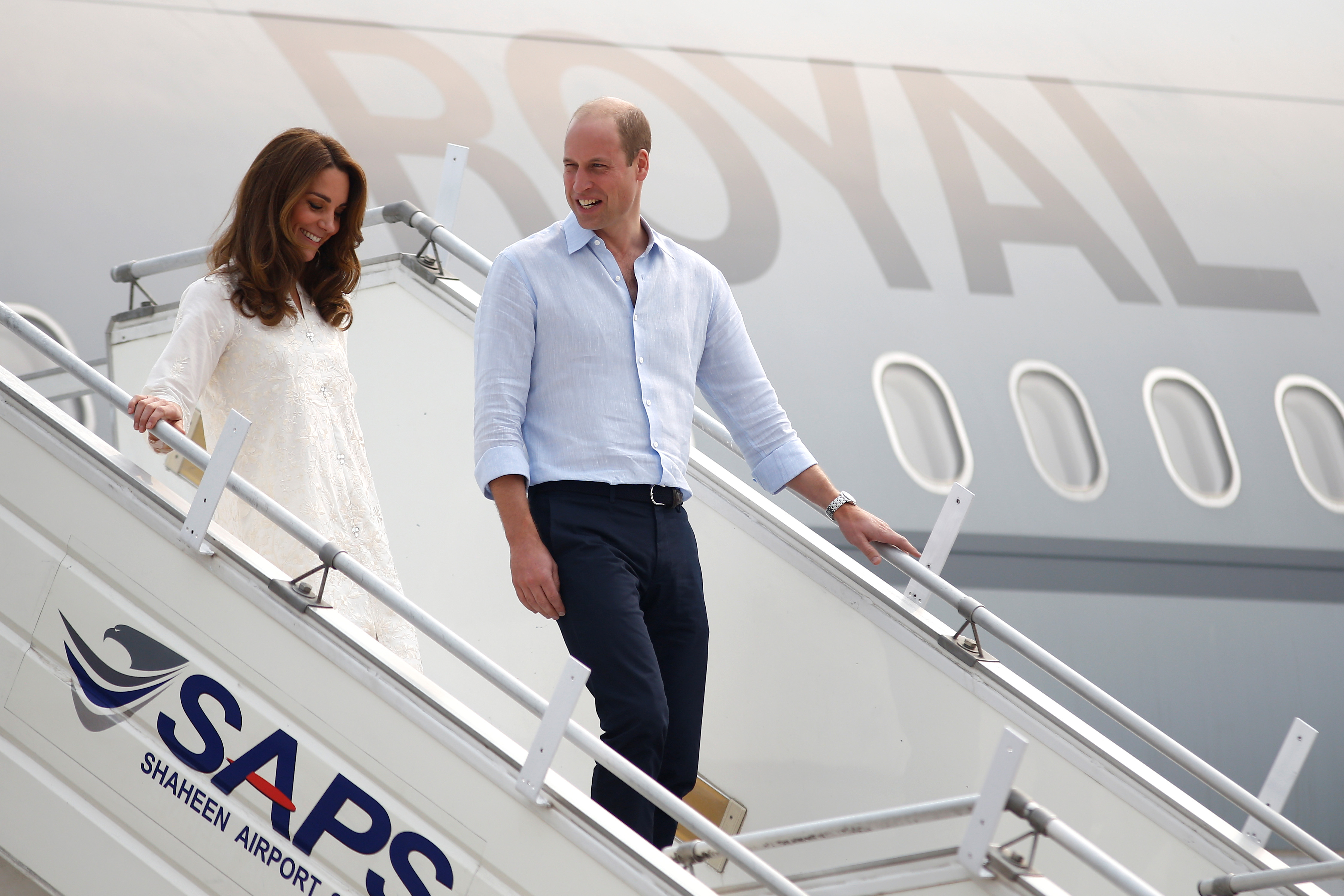 Kate Middleton explains how Prince William has impressed her on tour