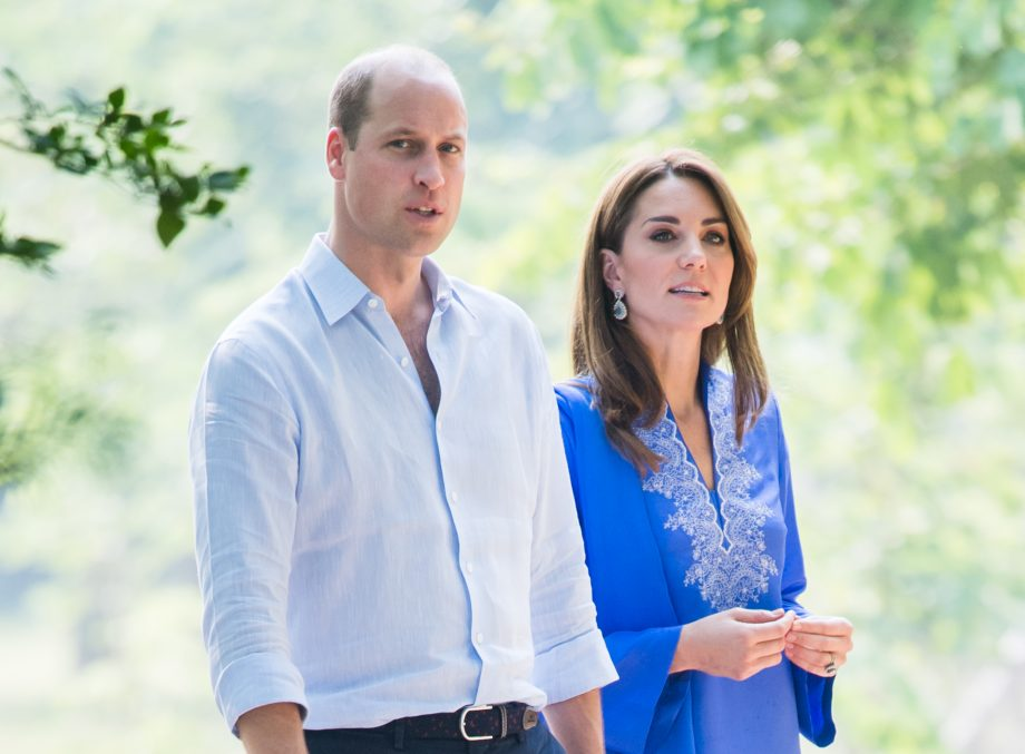 Prince William and Kate Middleton have taken a doctor on tour for the first time ever