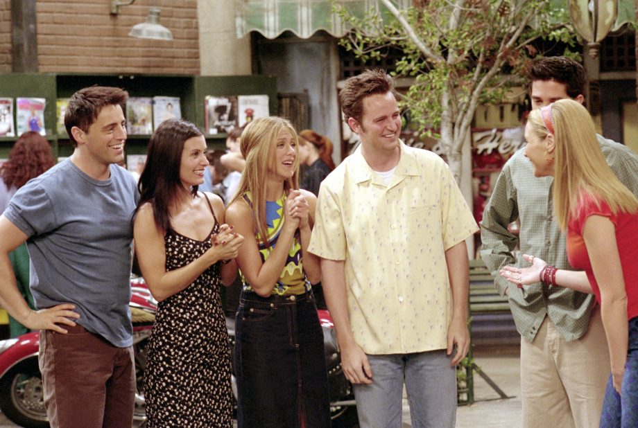 Jennifer Aniston joined Instagram with a Friends reunion post and subsequently crashed the app