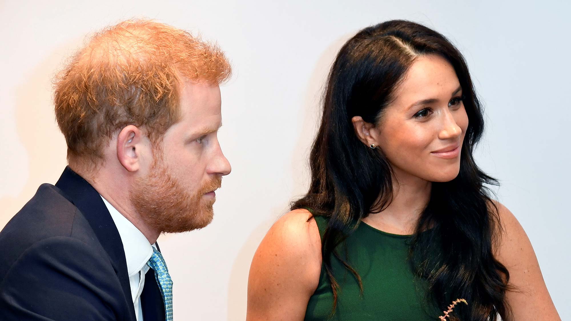 Prince Harry and Meghan Markle are taking a break from public life