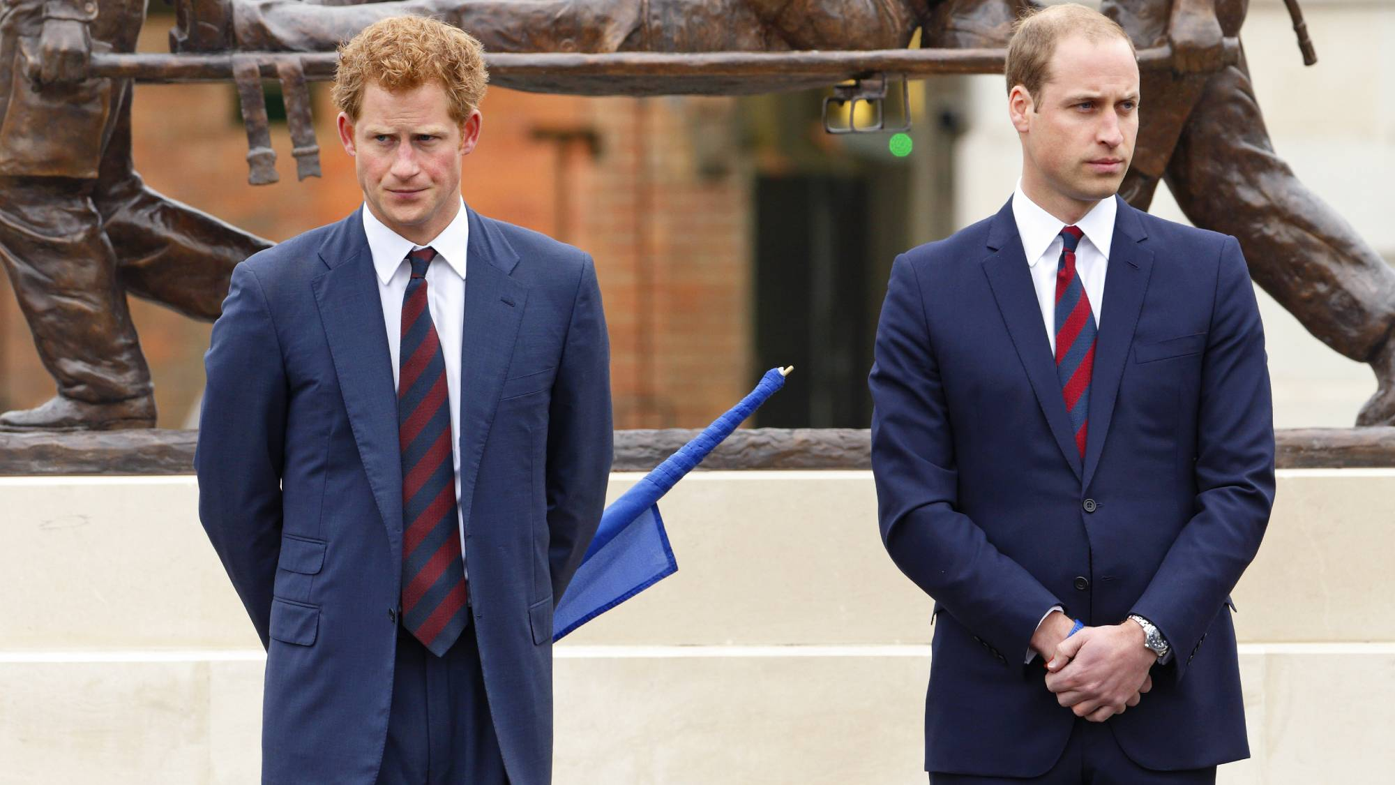 Prince William is 'worried' about Harry and Meghan following ITV documentary