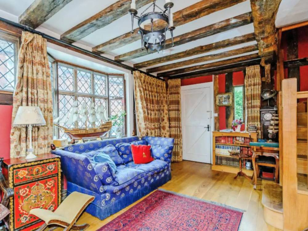 harry potter real life house airbnb