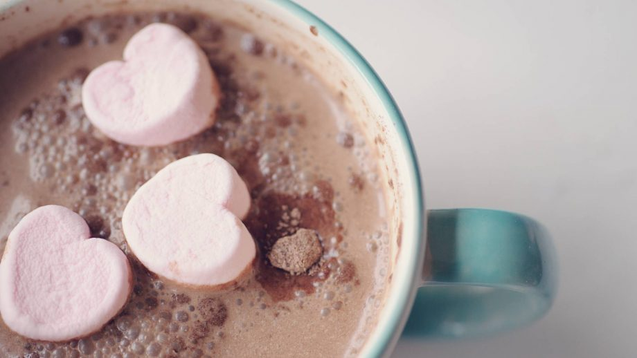 starbucks toasted marshmallow hot chocolate 143565445