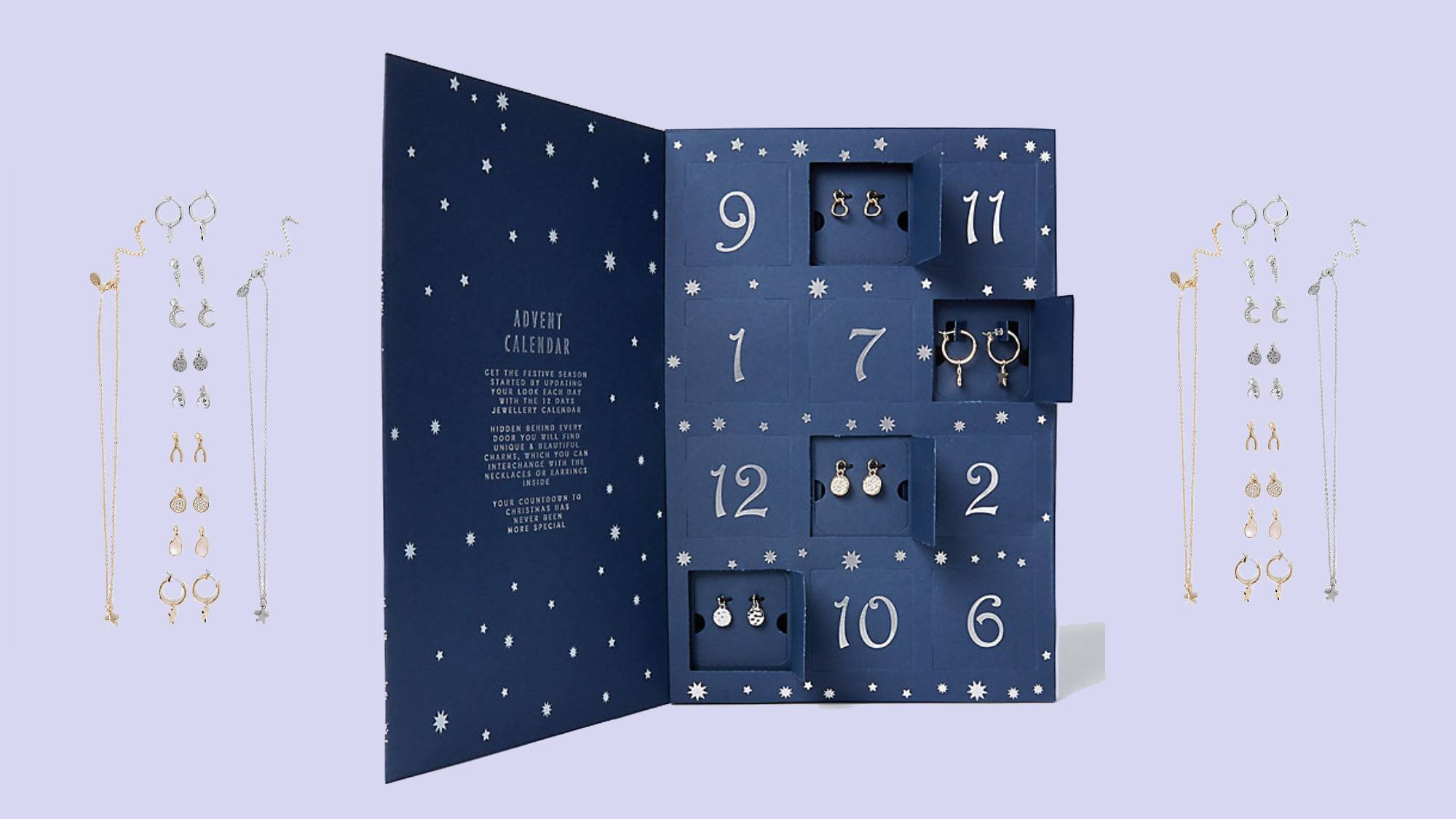 M&S has released a jewellery advent calendar and it looks dreamy