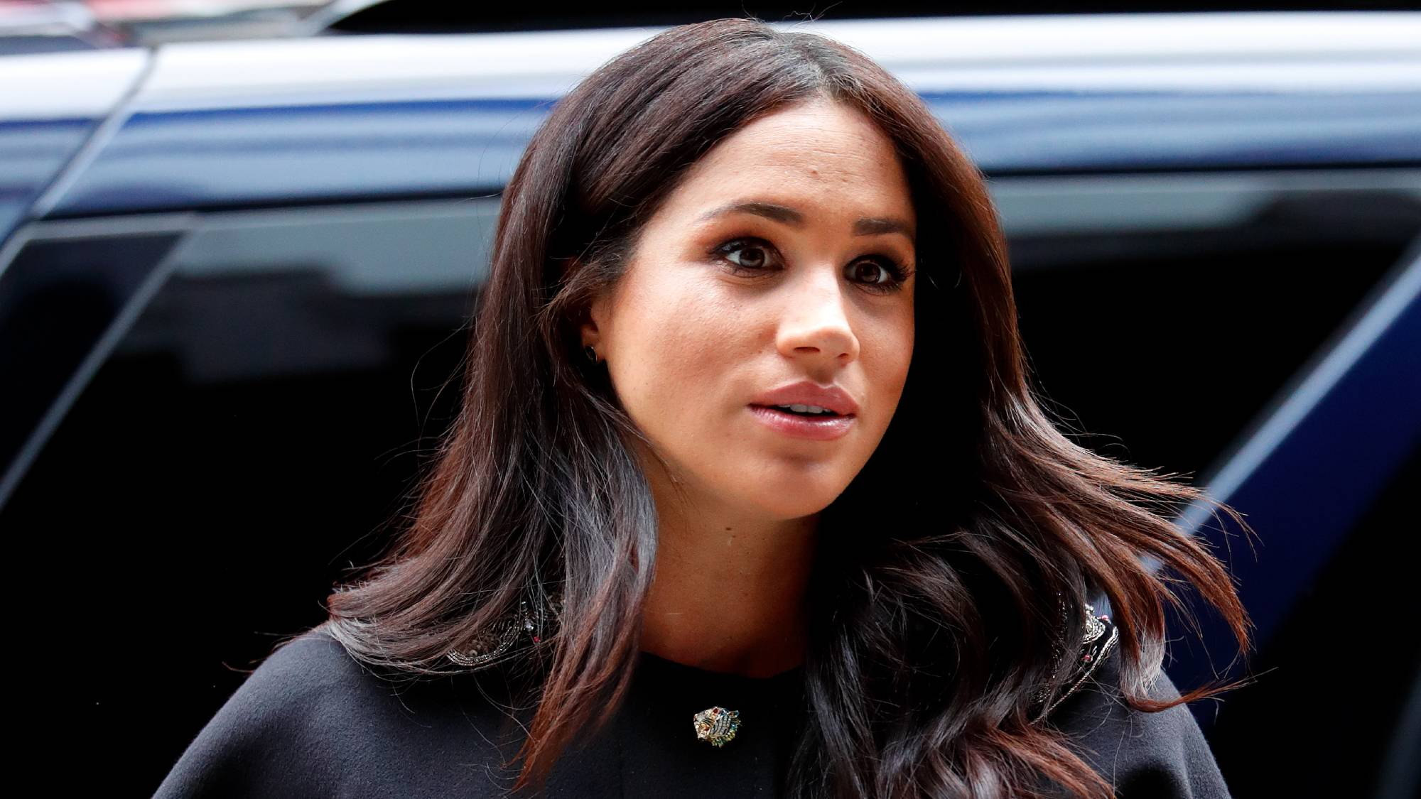 Meghan Markle says she's 'not okay' in an emotional new TV interview