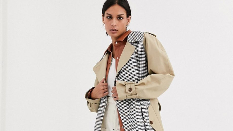 This ASOS trench is perfect and it costs less than £100