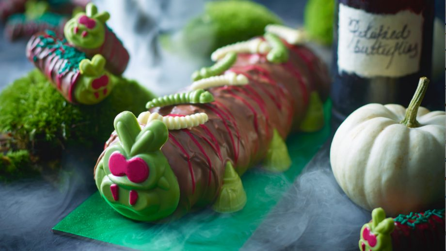 Creepy Colin is Marks and Spencer's new Halloween-themed Caterpillar cake