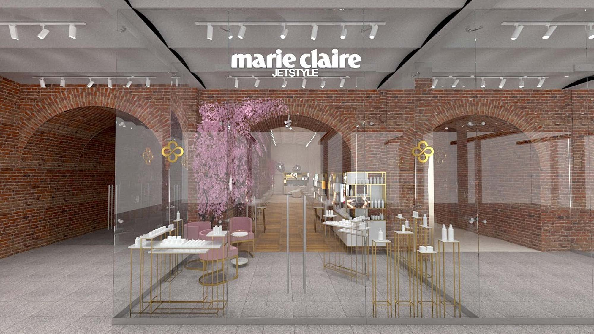 Marie Claire Jet Style has officially launched