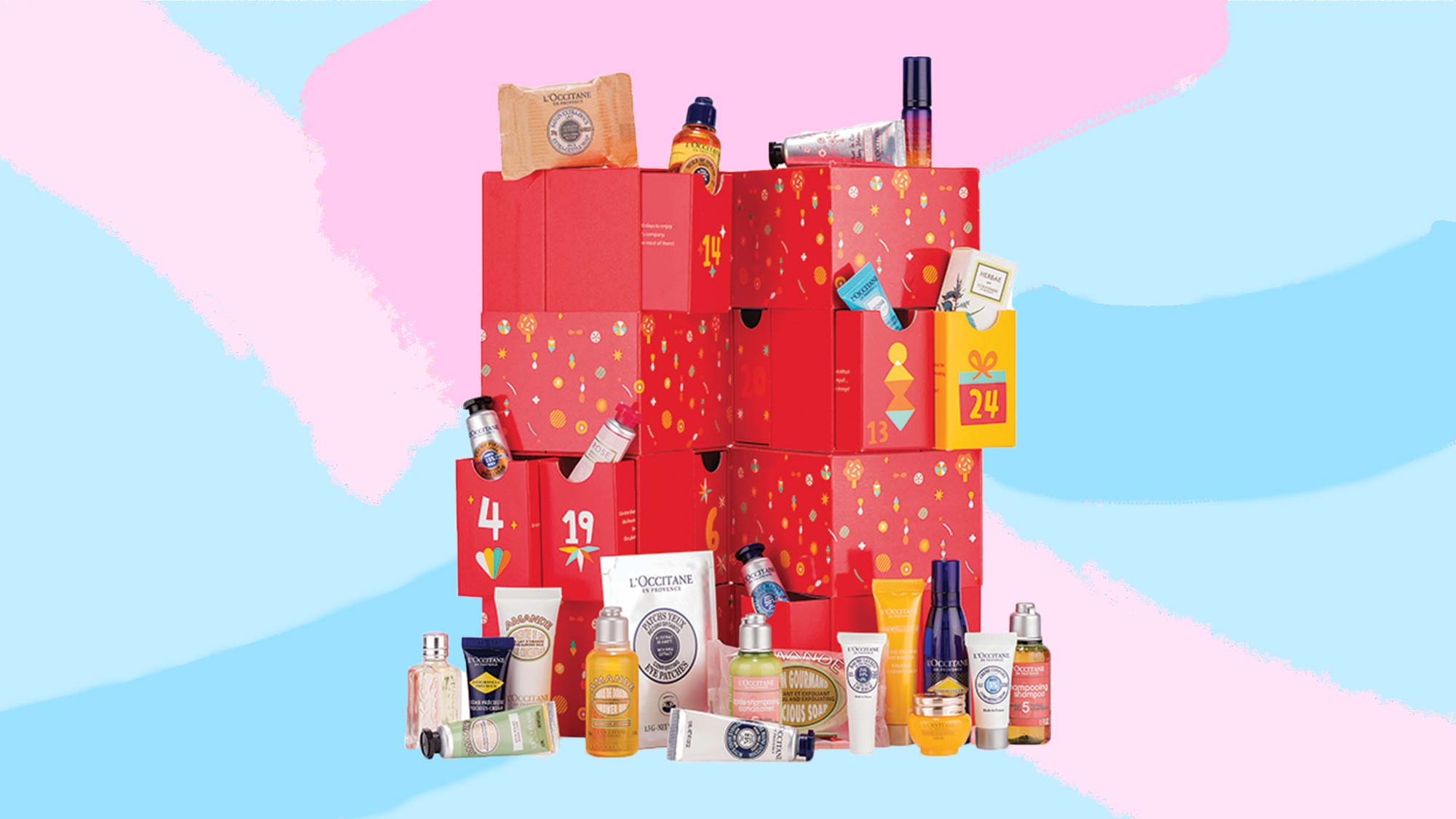 Win a beauty advent calendar every week in the lead up to Christmas!