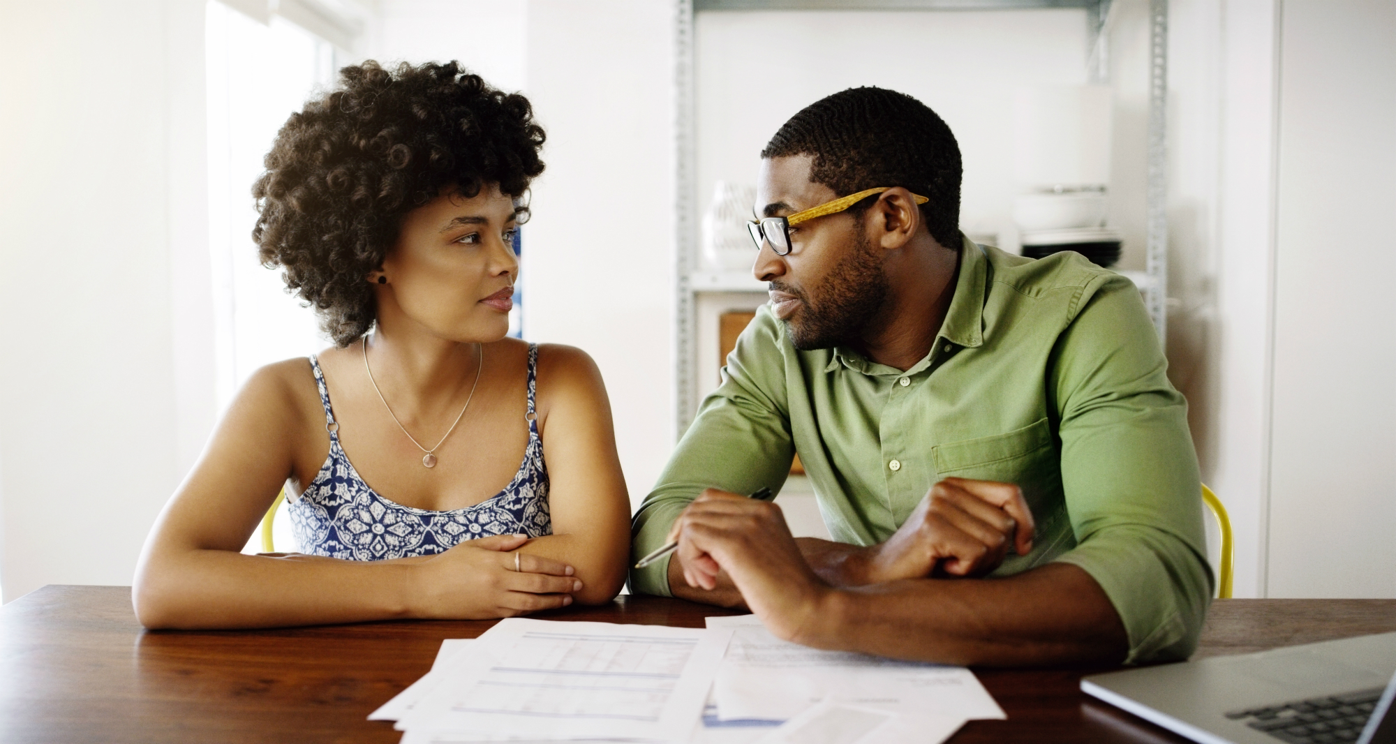 The 7 money chats every woman needs to have with their partner