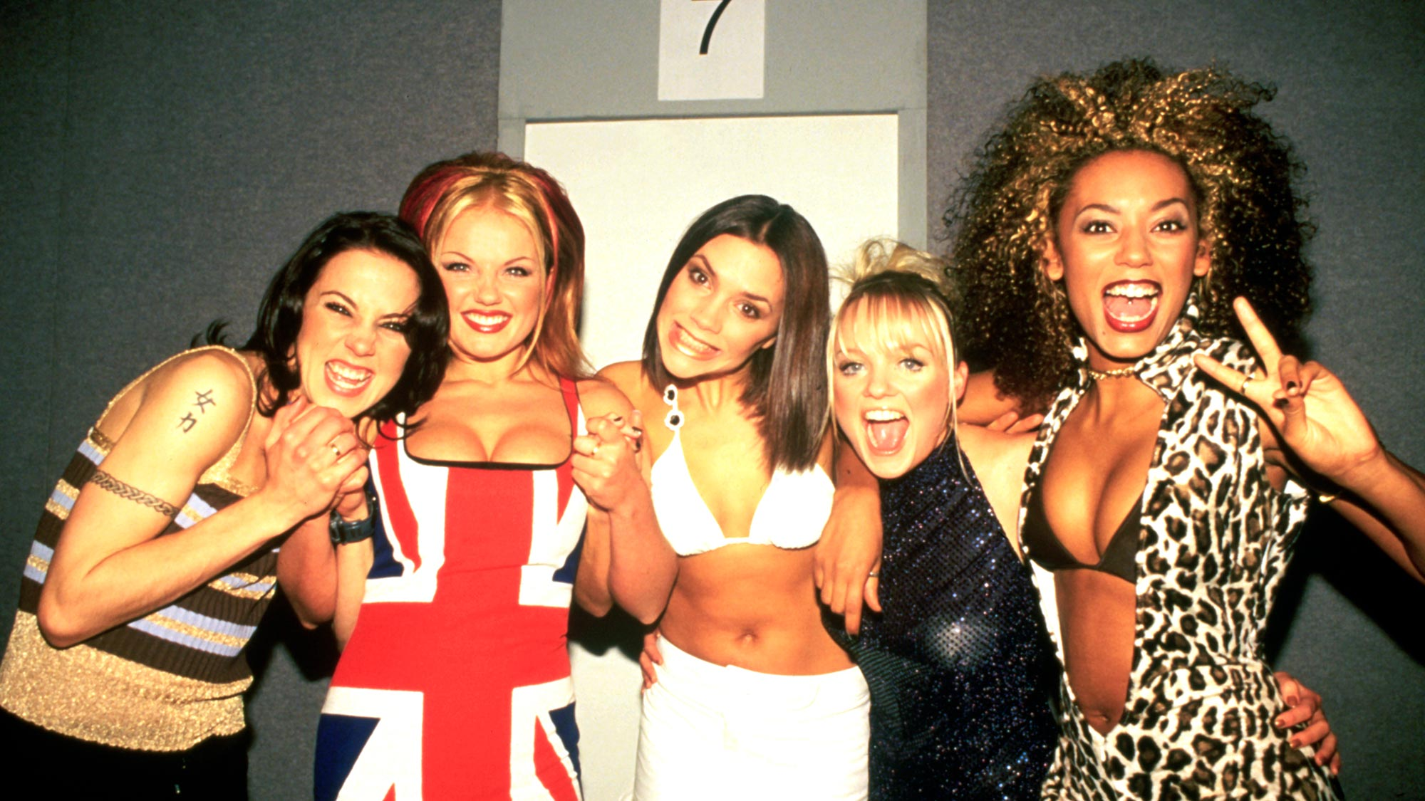 The story behind that iconic Posh Spice outfit